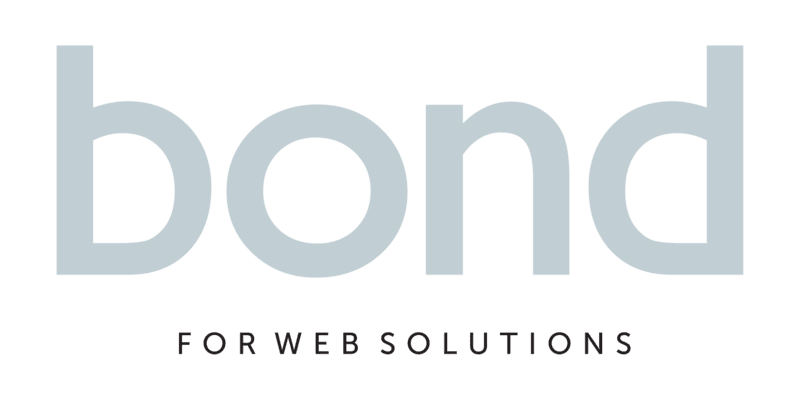 bond for web solutions