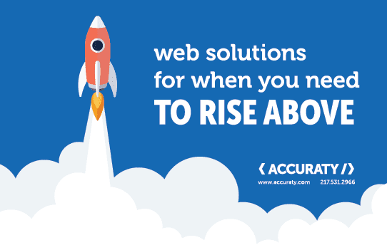 Accuraty Solutions | Rise Above